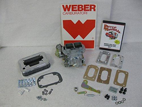 weber carburetor isuzu - 2