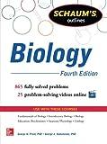 Schaum's Outline of Biology (Schaum's Outlines)