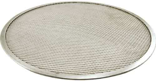 Winware Seamless Aluminum Pizza Screens: 14