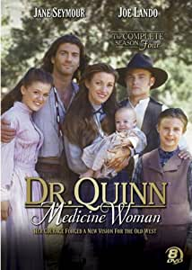 Dr. Quinn, Medicine Woman: Season 4 [DVD]