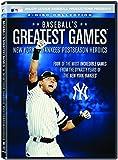 Baseball's Greatest Games: New York Yankees Postseason Heroics [DVD]