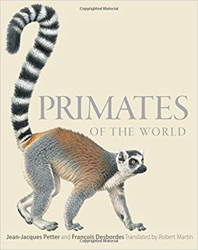 Primates of the World An Illustrated Guide