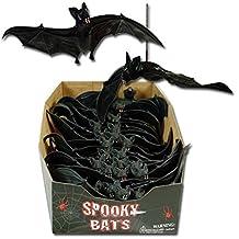 Halloween Spooky Rubber Bat