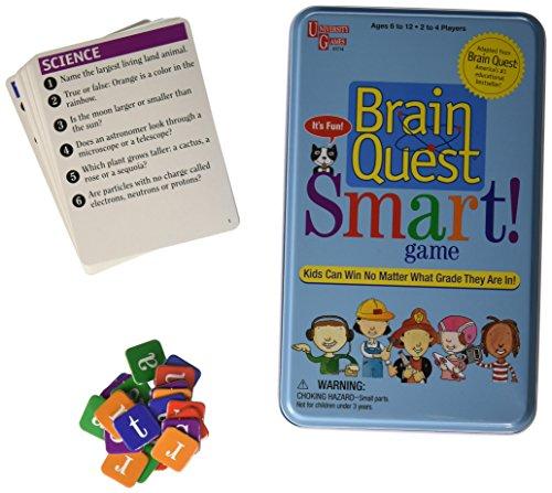 Brain Quest SMART Game Tin