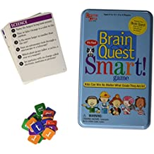 University Games Brain Quest SMART Game Tin