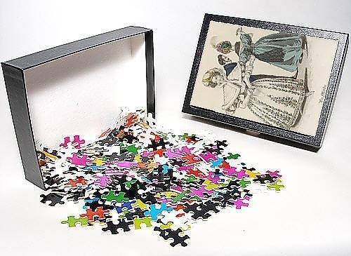 Photo Jigsaw Puzzle Of Costume/la Mode 1833