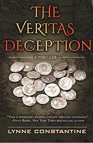 Imagine if the media, the entertainment world, and key players in Washington were conspiring to deceive you and nothing could be taken at face value…If you loved The Da Vinci Code, check out THE VERITAS DECEPTION by Lynne Constantine