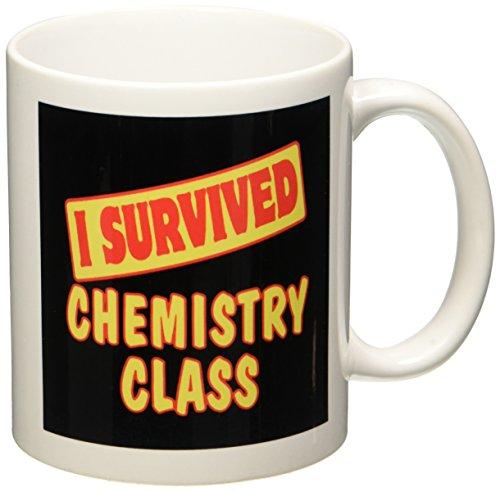 3dRose mug 117828 1 Survived Chemistry Survival
