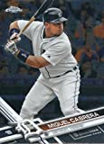 2017 Topps Chrome #132 Miguel Cabrera Detroit Tigers Baseball Card