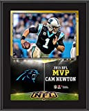 "Cam Newton Carolina Panthers 10.5"" x 13"" NFL Honors 2015 MVP Sublimated Plaque - NFL Player Plaques and Collages"