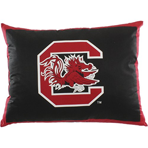 College Covers NCAA South Carolina Gamecocks Licensed Throw Pillow or Decorative Pillow, 20