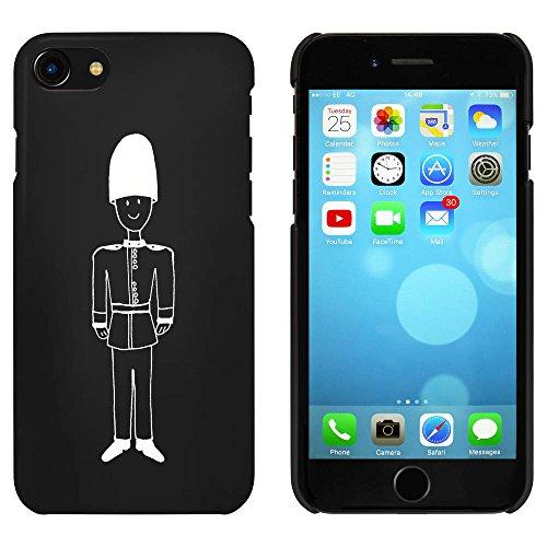 Noir 'Garde de la Reine' étui / housse pour iPhone 7 (MC00078579)
