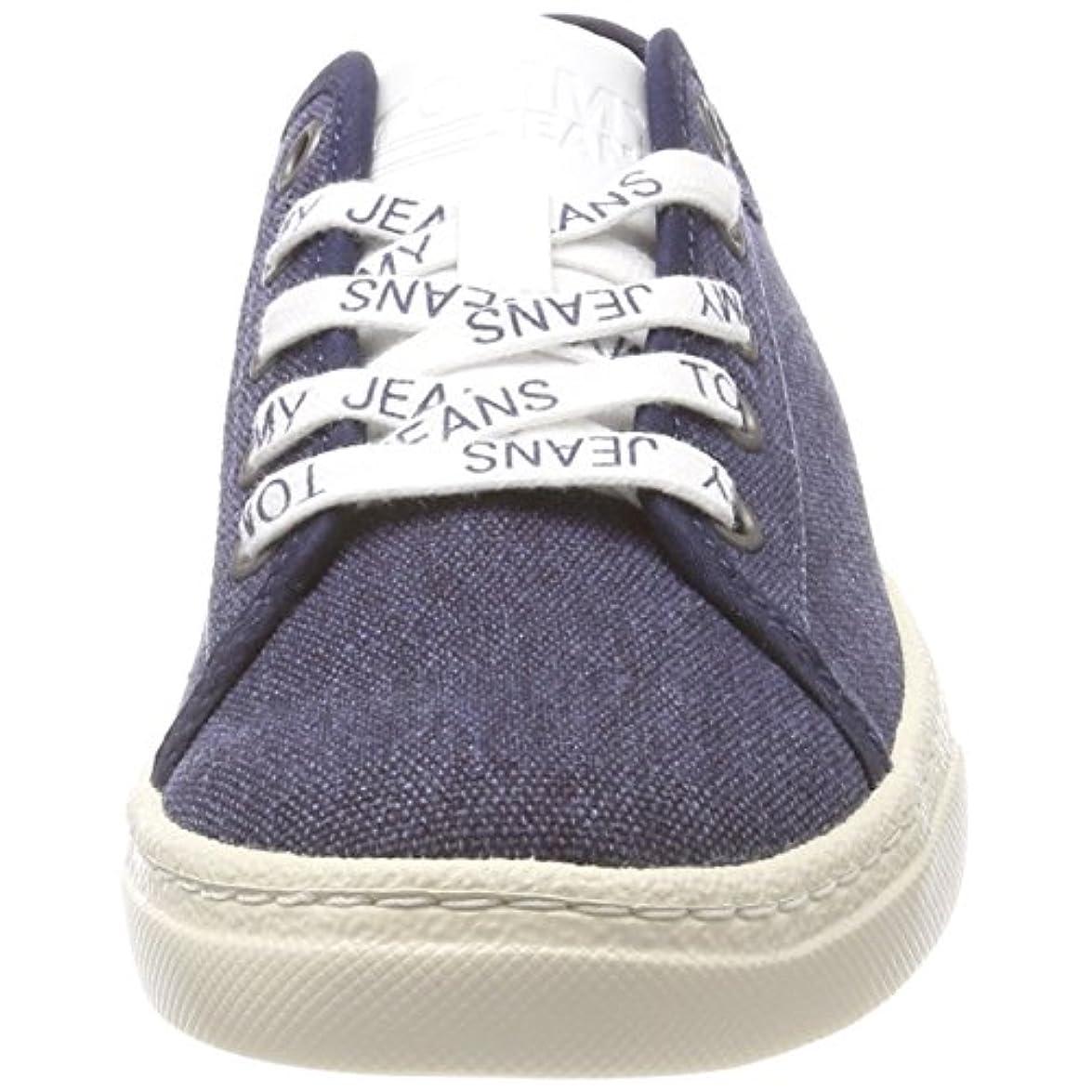 Hilfiger Denim Tommy Jeans Light Textile Low Scarpe Da Ginnastica Basse Donna