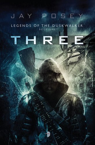 Three (Legends of the Duskwalker Book 1) cover