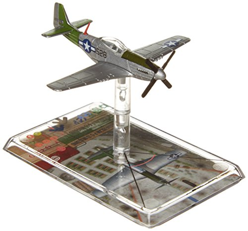 Wings of Glory: North American P-51D Mustang by Ares Games (P-51d Mustang Wing)
