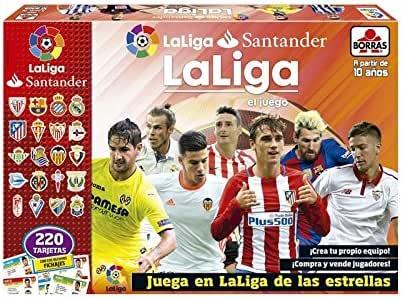 Educa Borrás - El Juego de la Liga 2016/17 (16976): Amazon.es: Juguetes y juegos