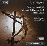 Concerti Musicali Per Uso Di Chiesa 1