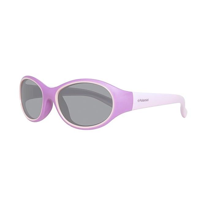 Polaroid PLD8002/S-T49, Gafas de Sol Unisex-niños, Prpl Pink
