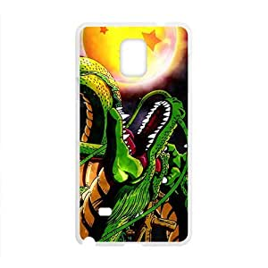 Green fierce dragon Cell Phone Case for Samsung Galaxy Note4 by runtopwell