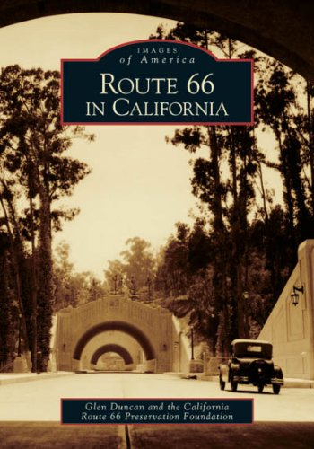 Route 66 in California (Images of America) (Road Trips In California From Los Angeles)