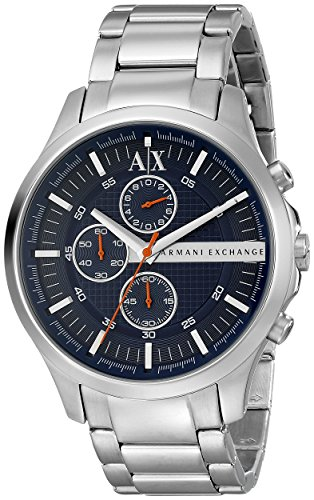 Armani Exchange AX2155 Silver Watch product image