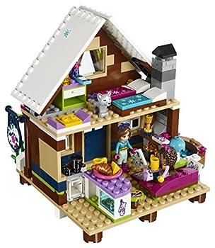 Lego Friends Snow Resort Chalet 41323 Building Kit (402 Piece) 7