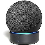 Base de bateria para Alexa Echo Dot 4ª geração, carregador de bateria portátil GGMM D4 para Echo Dot, acessórios para alto-fa