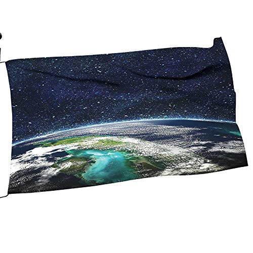 painting-home Garden Flag Set Mo Universe ati Collecti Giclee Galaxy Nebula h and Stars Gift for Children or Parents26 x 39