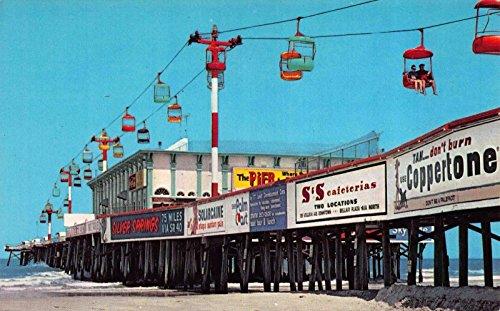 Postcard Sky Lift Ride at the Pier in Daytona Beach, Florida~118228