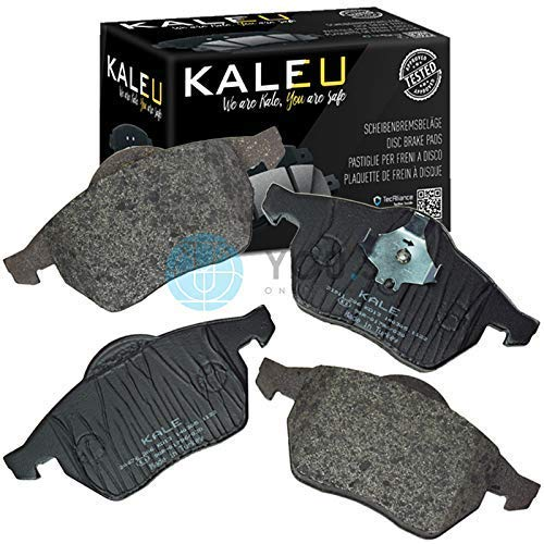 Kale 1J0698151L Front Axle Set of Brake Pads Brake Pads: