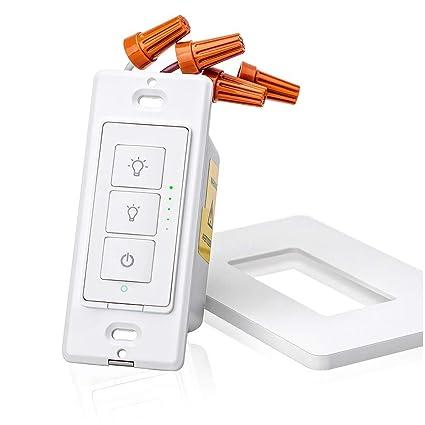 Wondrous Meross Smart Dimmer Light Switch For Dimmable Led Halogen Wiring Digital Resources Remcakbiperorg