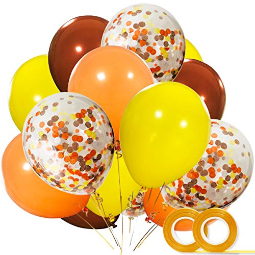Construction Party Decorations Balloons 40 Pack- 12 Inch