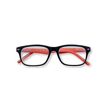 Zippo Gafas de Lectura Hombre Mujer Unisex Naranja + 3.00 ...