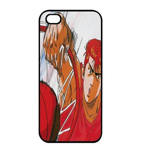 Coque,Unique Plastic Hard Case Covers for Coque iphone SE/Coque iphone 5/Coque iphone 5S, Slam Dunk Design