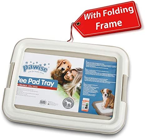 PAWISE Pee Pad Holder Essentials product image