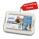 Best Dog Potty Pad Holders - PAWISE Pee Pad Holder - Puppy Training Pads Review