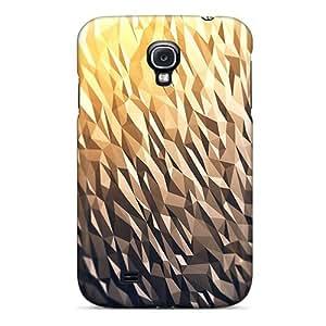New Design Shatterproof UwRWs2985UTHbF Case For Galaxy S4 (polygons Through Light)