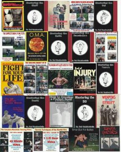 The Ultimate Martial Arts Library 20 complete books 1200+ pages