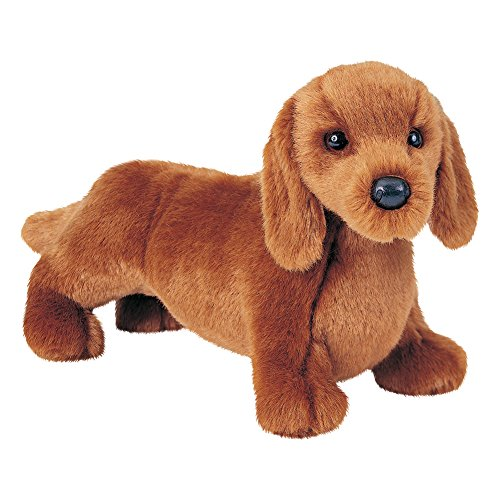 Cuddle Toys 1933 Gretel Red Dachshund Toy (Dachshund Stuffed)