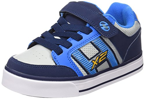 Heelys Bolt Plus 770566 - Zapatos 2 Ruedas Para Niños Navy/New Blue/Lunar Grey
