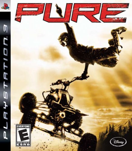 Pure - Playstation 3 (Best Disney Co-op Games)