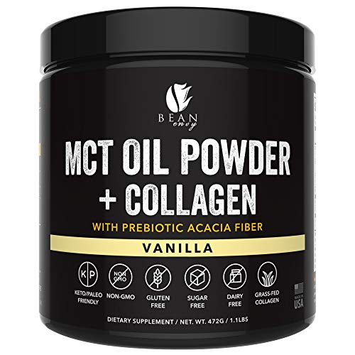 MCT Oil Powder Collagen
