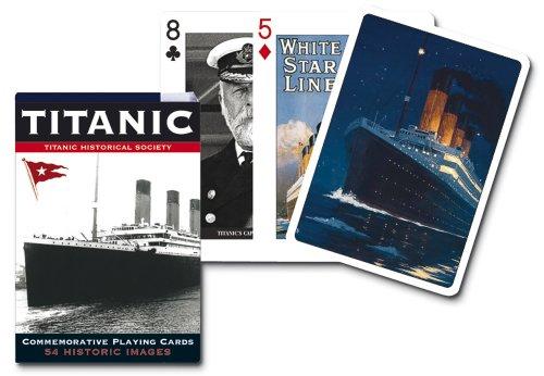 Piatnik 00 1423 Titanic Playing Cards