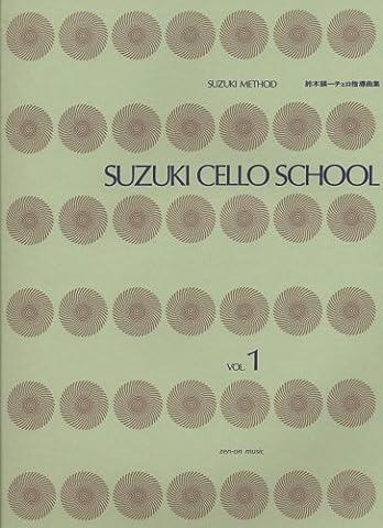 Suzuki Cello guidance Town one album (1) CD with (2011) ISBN: 4113250111 [Japanese Import] (Suzuki Book 8 Cello)