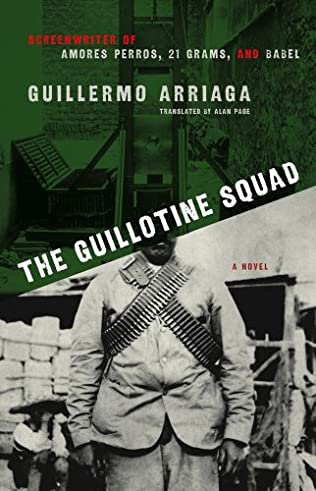 book cover of The Guillotine Squad