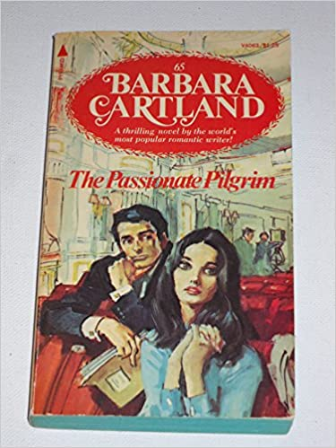 The Passionate Pilgrim (Barbara Cartland #65)