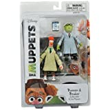 Disney's The Muppets Bunsen and Beaker 7 Inch Figures