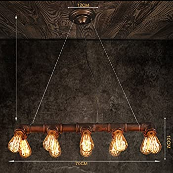 pendant lighting vintage. winsoon retro industrial steampunk lamp iron pipe island ceiling fixture pendant light vintage bronze pendant lighting vintage a
