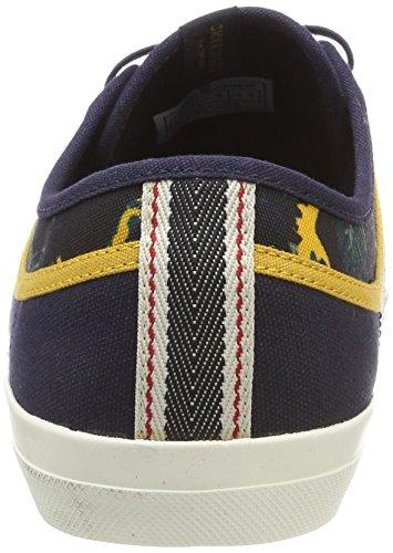 Sneaker D'impression Mix blazer Marine amp; Blau Jack Marine Herren Jones Blazer De aZZRx4