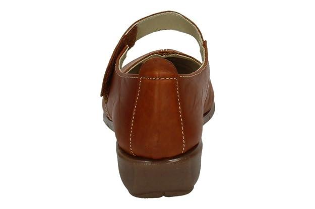 baa06be4 48 HORAS 710901/12 Mocasines DE Piel Mujer Zapatos MOCASÍN: Amazon.es:  Zapatos y complementos
